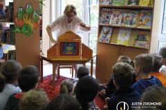 A Vörösmarty iskola 3. osztályosai a gyermekkönyvtárban – 2021. szeptember 29.