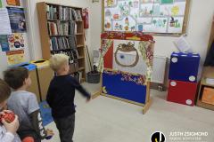 Bajcsy ovisok a gyermekkönyvtárban - 2021. szeptember 30.