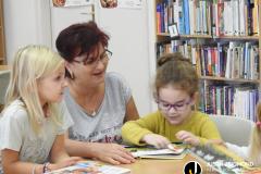 Lurkó ovisok a gyermekkönyvtárban - 2021. október 1.
