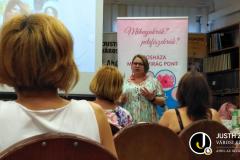 Szín és stílustanácsadás Dubovecz Edinával - 2021. július 2.