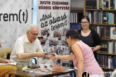 Ujfalussy István könyvbemutató - 2021. szeptember 9.