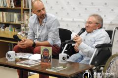 Verrasztó Gábor író-olvasó találkozó - 2021. szeptember 2.
