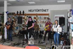 Vízió koncert az olvasóteremben - 2021. október 9.