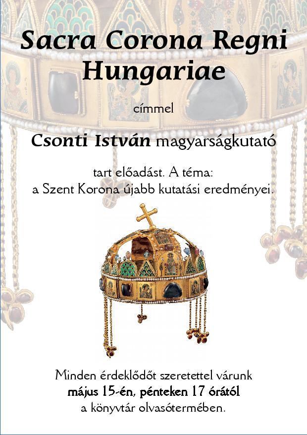 Sacra Corona Regni Hungariae